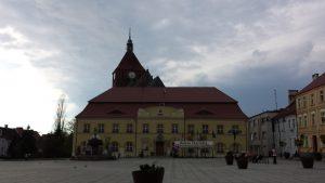 Darłowo współczesne, Rynek (Plac Kościuszki). fot. KS, kwiecień 2014